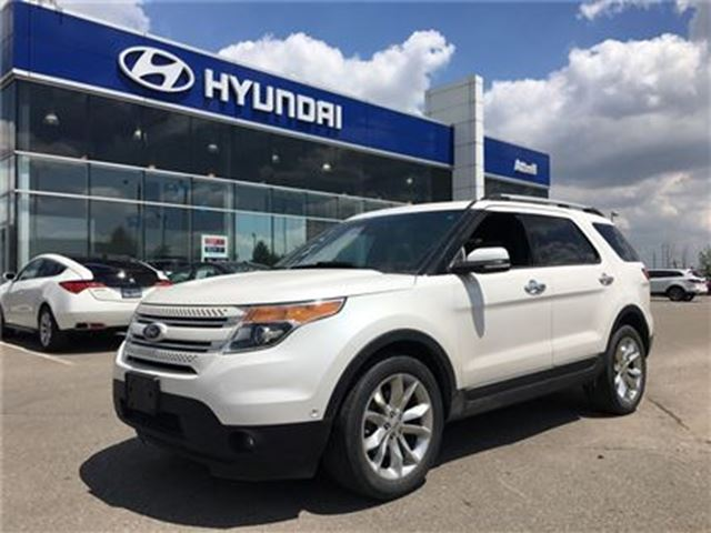 2014 Ford Explorer Limited in Brampton, Ontario