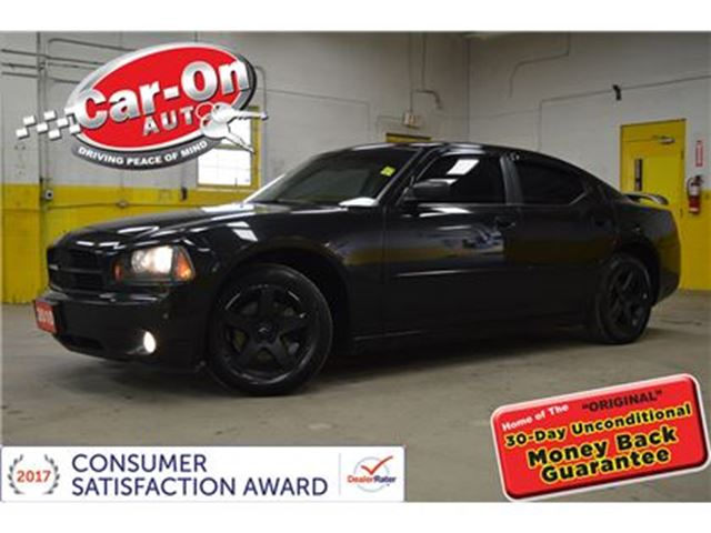 2010 Dodge Charger SXT LEATHER POWER GROUP ALLOYS in Ottawa, Ontario