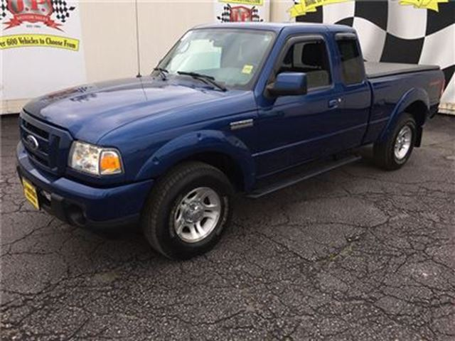 2011 Ford Ranger Sport, Extended Cab, Automatic , in Burlington, Ontario