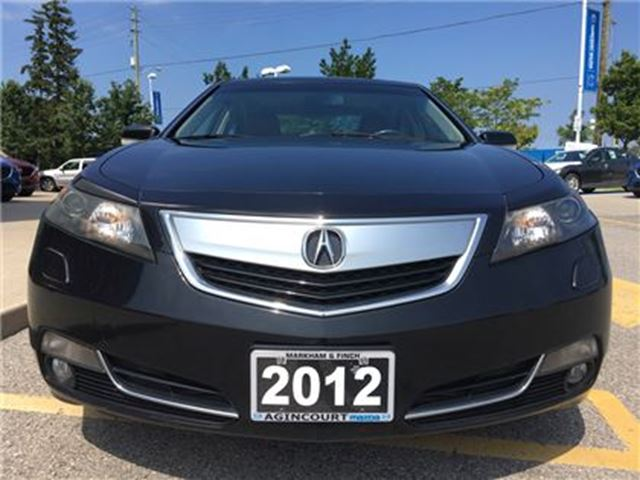 2012 ACURA TL Technology Package - ACCIDENT-FREE, 305HP, NAVI in Scarborough, Ontario
