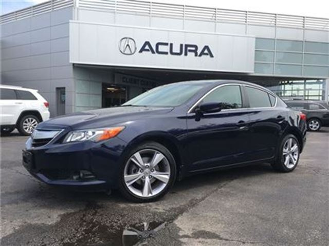 2013 ACURA ILX Base w/Technology Package in Burlington, Ontario