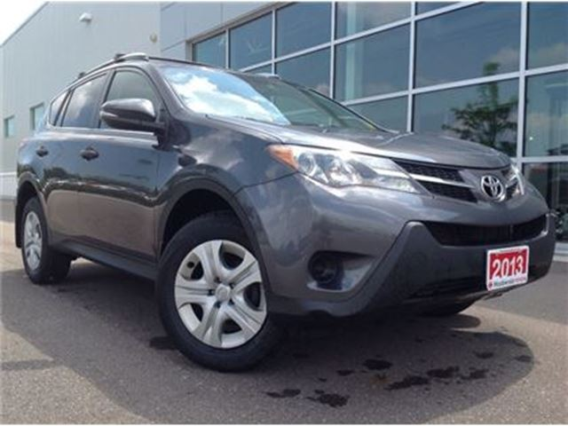 2013 Toyota RAV4 AWD LE!!! JUST TRADED !!! in Mississauga, Ontario