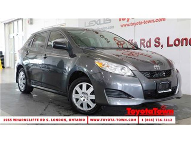 2014 Toyota Matrix SINGLE OWNER LOW MILEAGE in London, Ontario