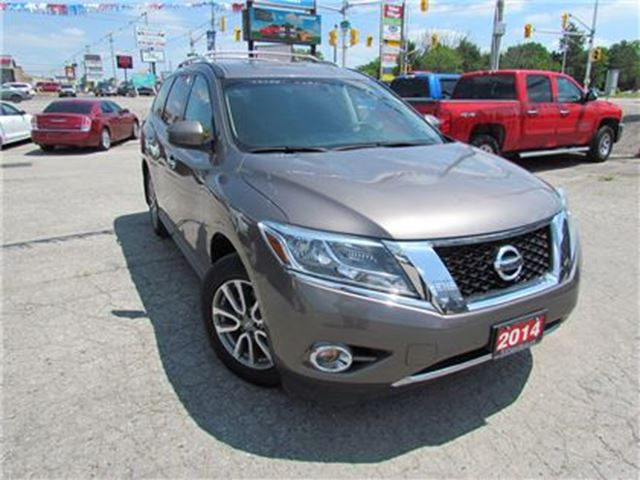 2014 Nissan Pathfinder SV   AWD   BACKUP CAM   BLUETOOTH in London, Ontario