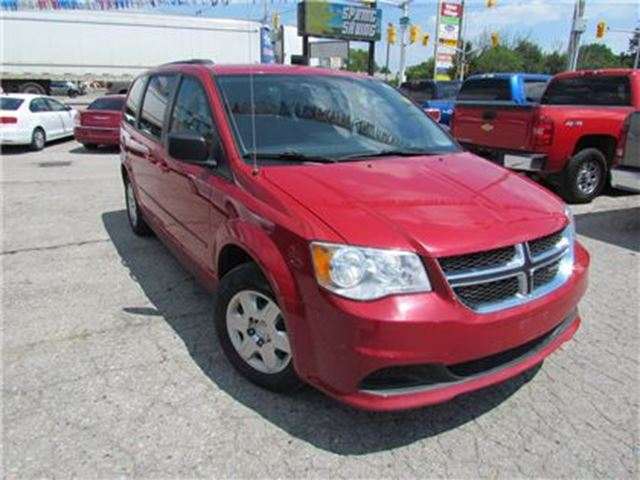 2012 Dodge Grand Caravan SE   STOW 'N' GO   SAT RADIO   BLUETOOTH in London, Ontario