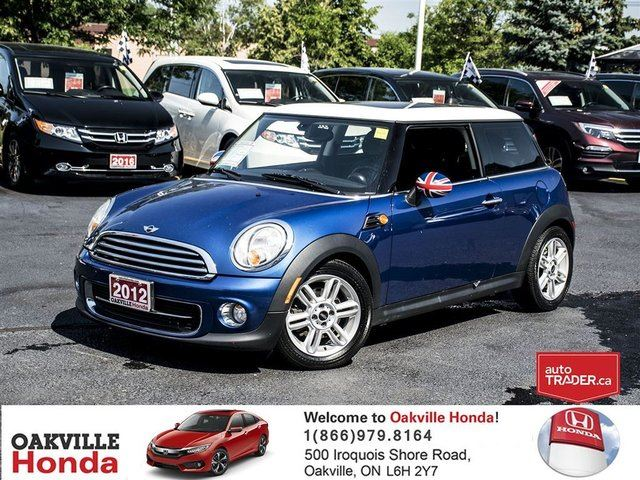 2012 MINI COOPER Base in Oakville, Ontario