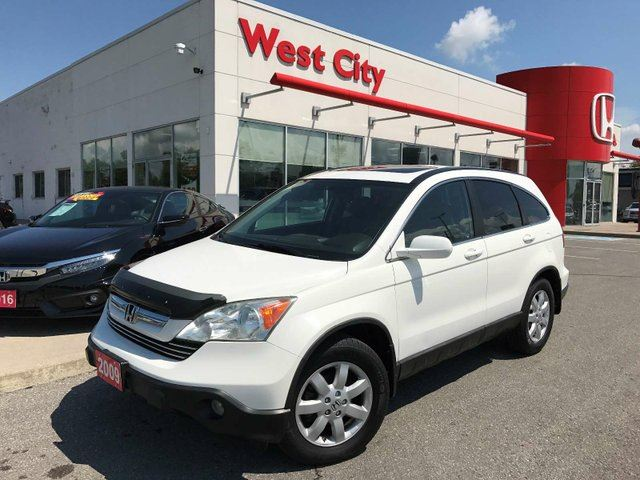 2009 Honda CR-V EX-L,LEATHER,CRUISE,SUNROOF! in Belleville, Ontario