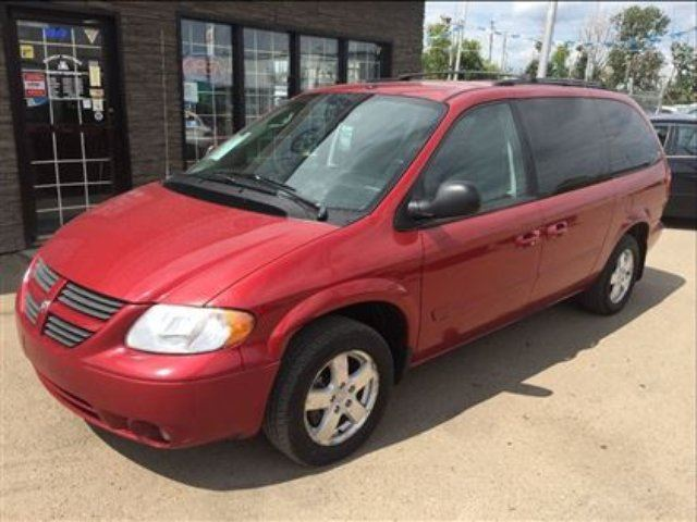 2007 Dodge Grand Caravan SXT LOADED in Edmonton, Alberta