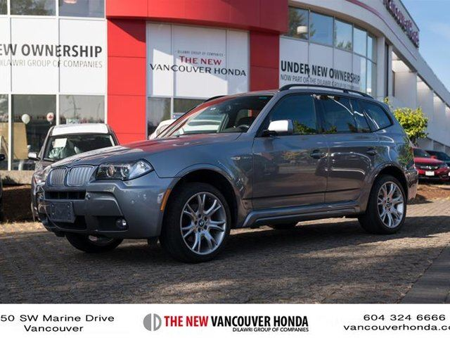 2008 BMW X3 3.0si in Vancouver, British Columbia