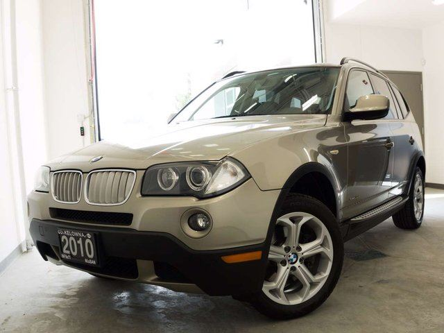 2010 BMW X3 3.0S xDrive 30i in Kelowna, British Columbia
