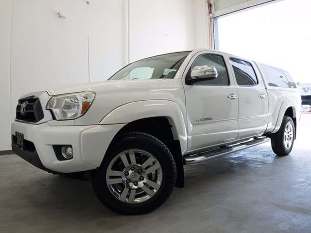 2014 TOYOTA TACOMA Limited V6 4X4 Double Cab in Kelowna, British Columbia