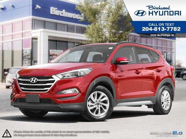 2017 HYUNDAI TUCSON Premium AWD *Leather Sunroof in Winnipeg, Manitoba
