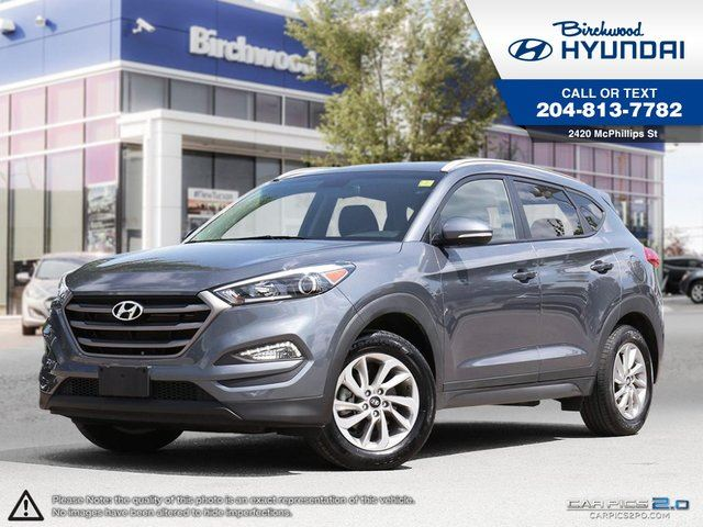 2016 HYUNDAI TUCSON Premium AWD *Heated Seats Rear Cam in Winnipeg, Manitoba