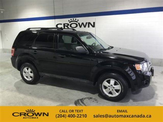 2012 Ford Escape 4WD 4dr XLT in Winnipeg, Manitoba