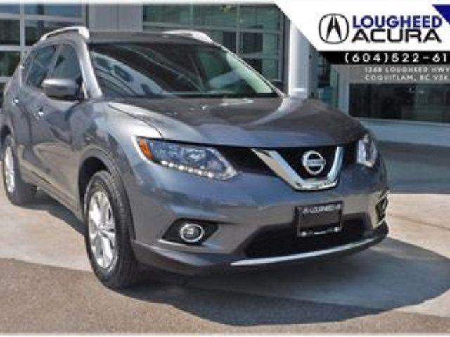 2016 NISSAN ROGUE SV AWD in Coquitlam, British Columbia
