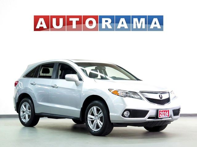 2014 Acura RDX TECH PKG NAVI BACKUP CAM LEATHER SUNROOF 4WD in North York, Ontario