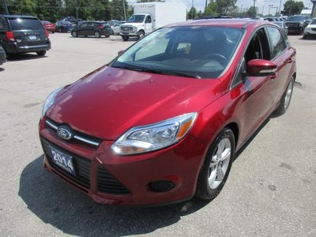 2014 FORD FOCUS POWER EQUIPPED SE - HATCH EDITION 5 PASSENGER 2 in Bradford, Ontario