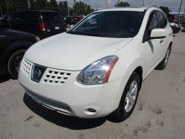 2010 Nissan Rogue LOADED SL MODEL 5 PASSENGER 2.5L - DOHC.. AWD.. in Bradford, Ontario
