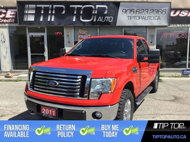 2011 FORD F-150 XLT in Bowmanville, Ontario