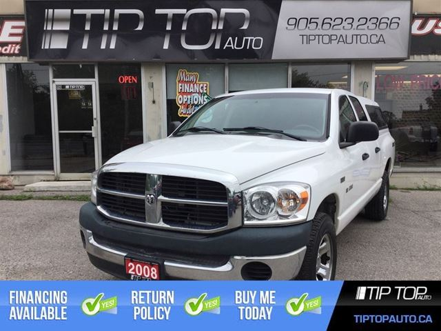 2008 Dodge RAM 1500 ST in Bowmanville, Ontario