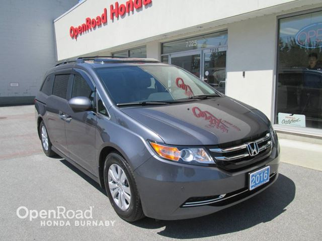 2016 Honda Odyssey EX-L in Burnaby, British Columbia