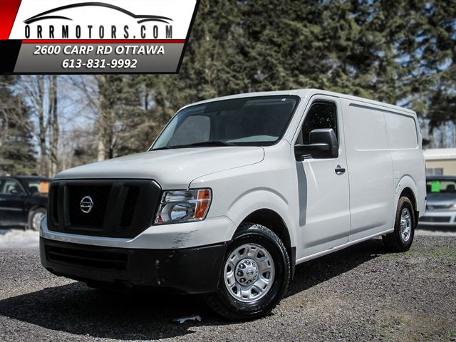 2012 Nissan NV 3500 HD S High Roof in Stittsville, Ontario