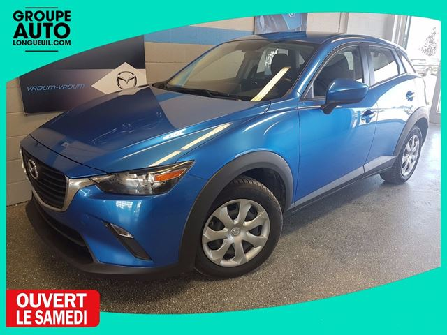 2017 Mazda CX-3 GX AWD in Longueuil, Quebec