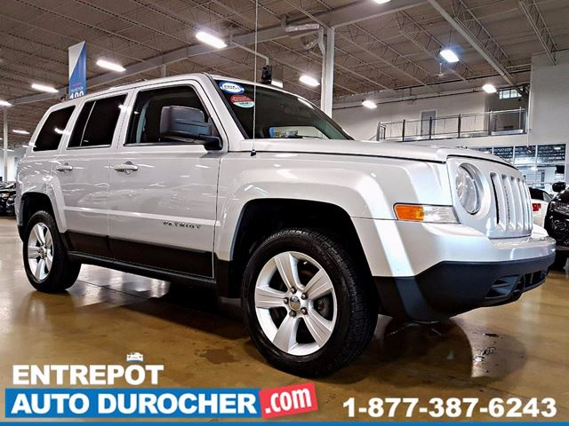 2011 Jeep Patriot AIR CLIMATISn++ - SIn++GES CHAUFFANTS in Laval, Quebec