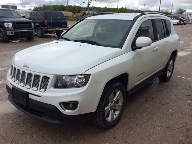 2016 JEEP Compass           in Innisfil, Ontario