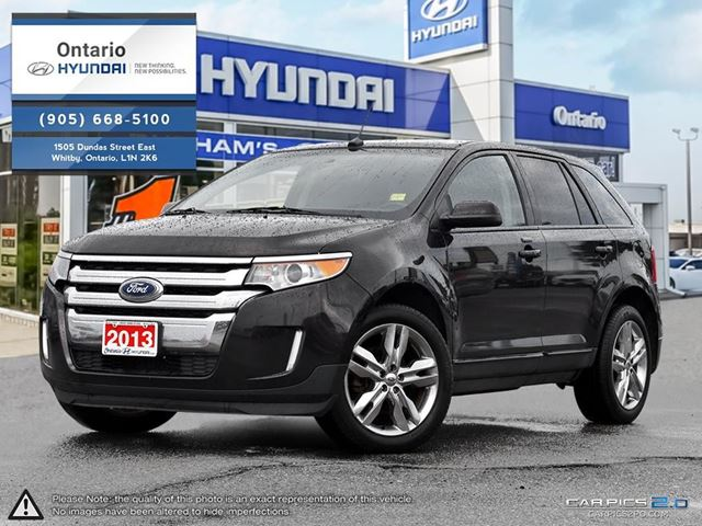 2013 FORD EDGE SEL in Whitby, Ontario