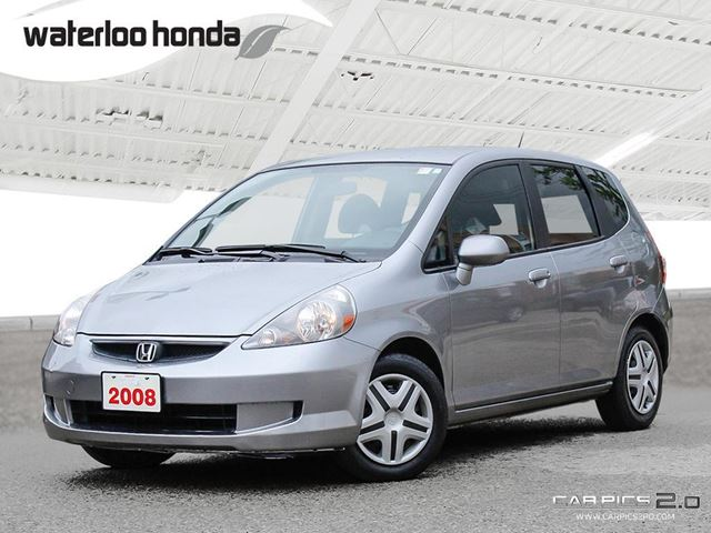 2008 Honda Fit LX 57,100 km! One Owner. Automatic, A/C and More! in Waterloo, Ontario
