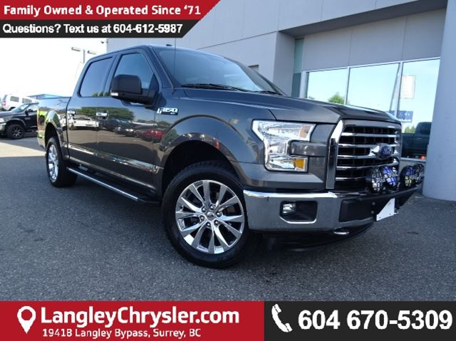 2015 Ford F-150 XLT in Surrey, British Columbia