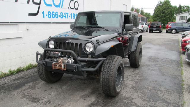 2011 JEEP WRANGLER Sport in Kingston, Ontario