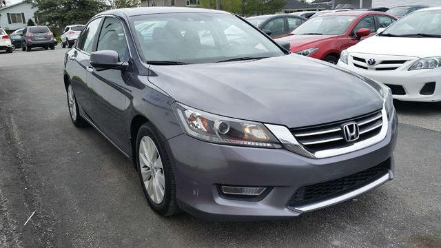 2013 HONDA ACCORD EX-L in Kingston, Ontario