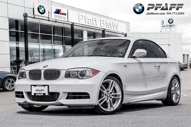 2012 BMW 1 Series 135 in Mississauga, Ontario