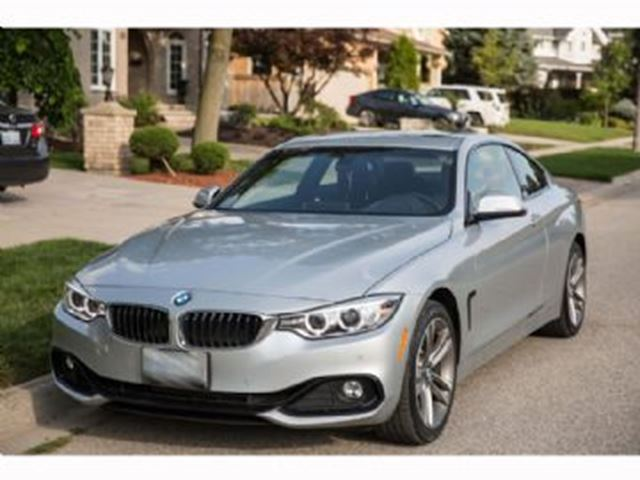 2014 BMW 4 Series 428i xDrive w/Navigation / Premium Pkge. in Mississauga, Ontario