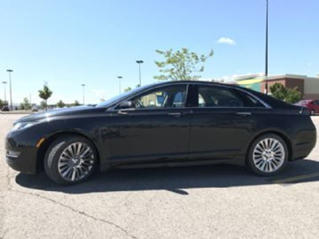 2014 LINCOLN MKZ 4dr FWD ecoboost in Mississauga, Ontario