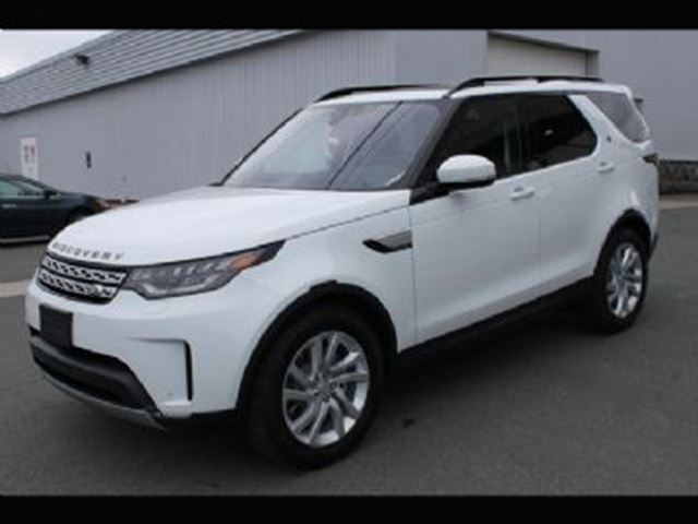 2017 LAND ROVER DISCOVERY DIESEL HSE TD6 in Mississauga, Ontario