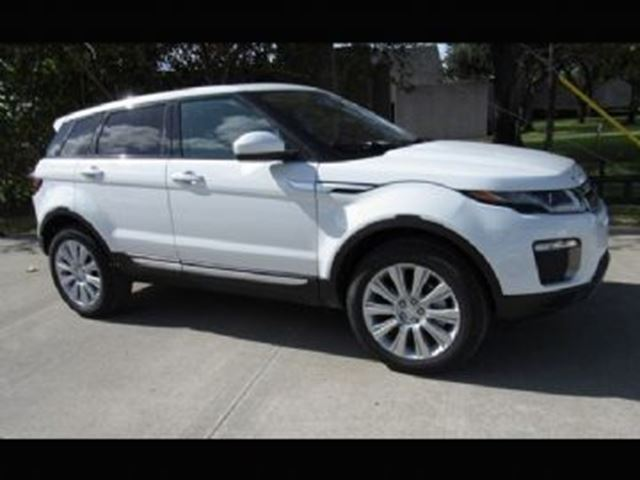 2017 LAND ROVER RANGE ROVER EVOQUE HSE DYNAMIC in Mississauga, Ontario