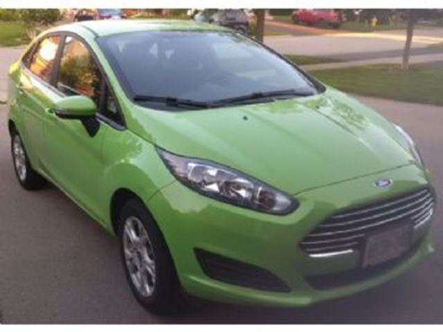 2015 Ford Fiesta SE in Mississauga, Ontario