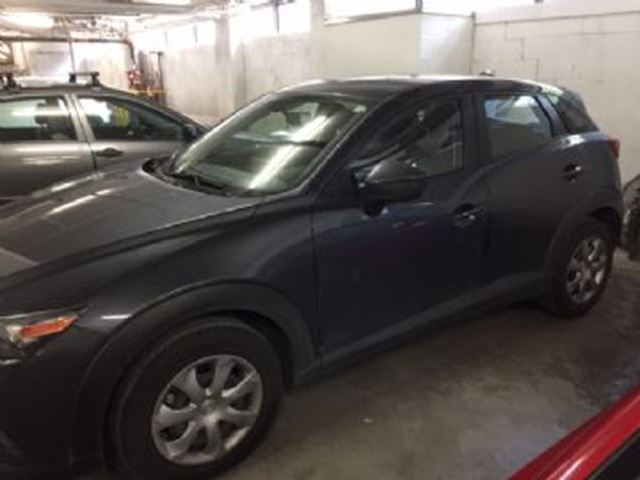 2017 MAZDA CX-3 GX FWD Appearance Wear Protection in Mississauga, Ontario