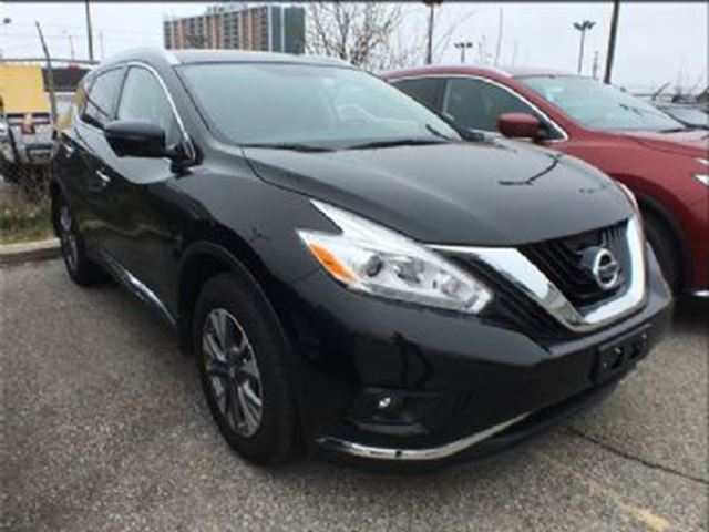 2017 Nissan Murano S *DEALER DEMO* in Mississauga, Ontario