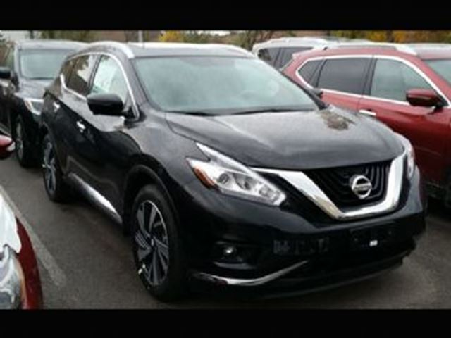 2017 Nissan Murano SV AWD *DEALER DEMO* in Mississauga, Ontario
