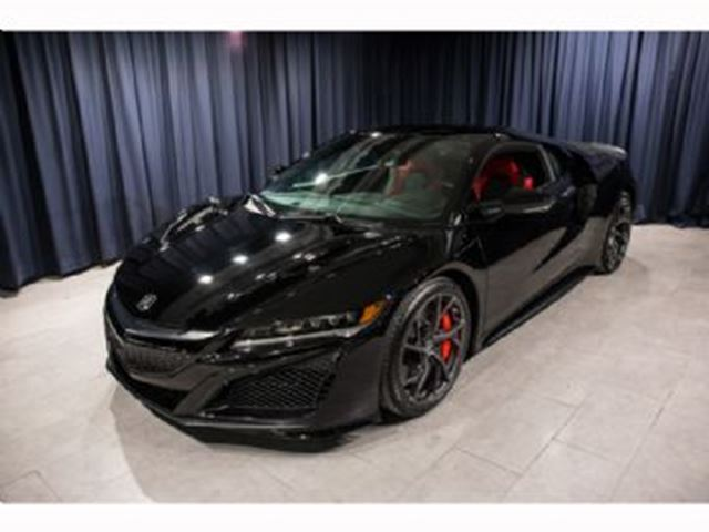 2017 ACURA NSX SH-AWD SuperCar in Mississauga, Ontario