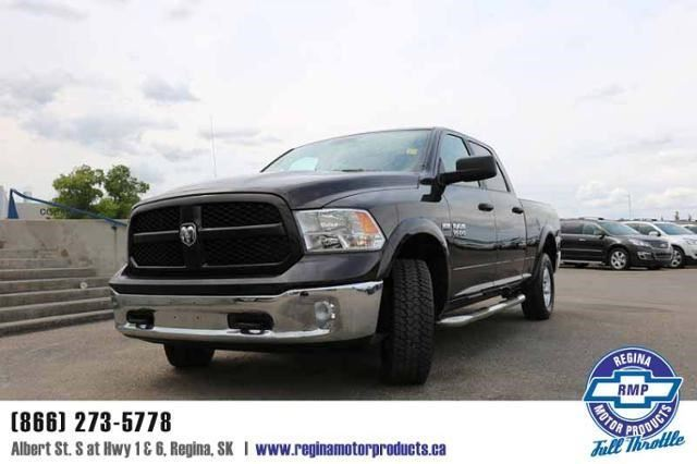 2016 Dodge RAM 1500 Outdoorsman in Regina, Saskatchewan