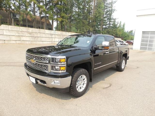 2015 Chevrolet Silverado 1500 LTZ in Salmon Arm, British Columbia