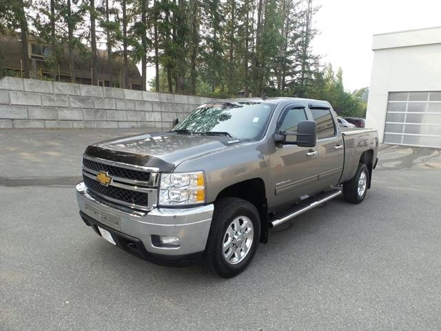 2014 Chevrolet Silverado 3500  LT in Salmon Arm, British Columbia