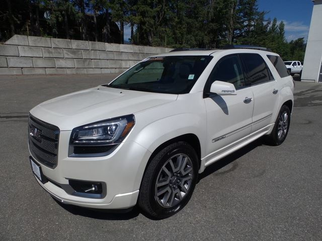 2013 GMC Acadia Denali in Salmon Arm, British Columbia