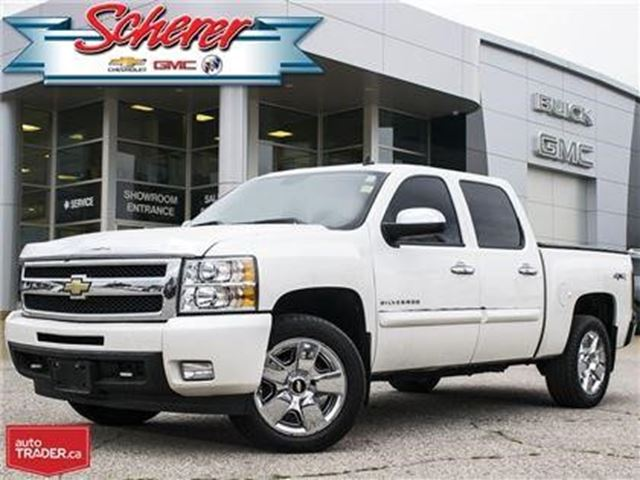 2011 CHEVROLET SILVERADO 1500 LTZ in Kitchener, Ontario
