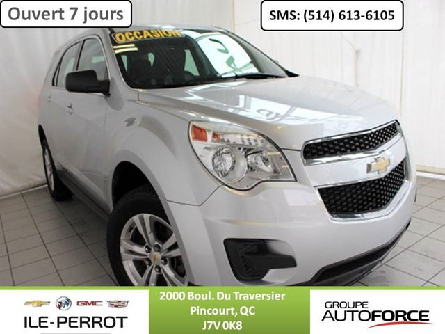 2011 Chevrolet Equinox LS in Pincourt, Quebec